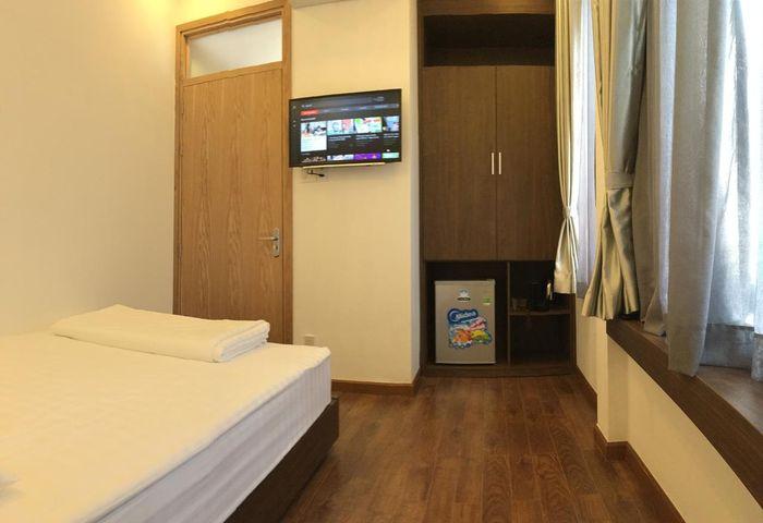 tien-nghi-the-alley-hostel-nha-trang