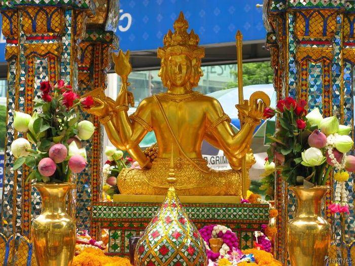 Ý nghĩa Phật 4 mặt