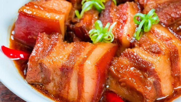 Thịt kho tàu miền Nam
