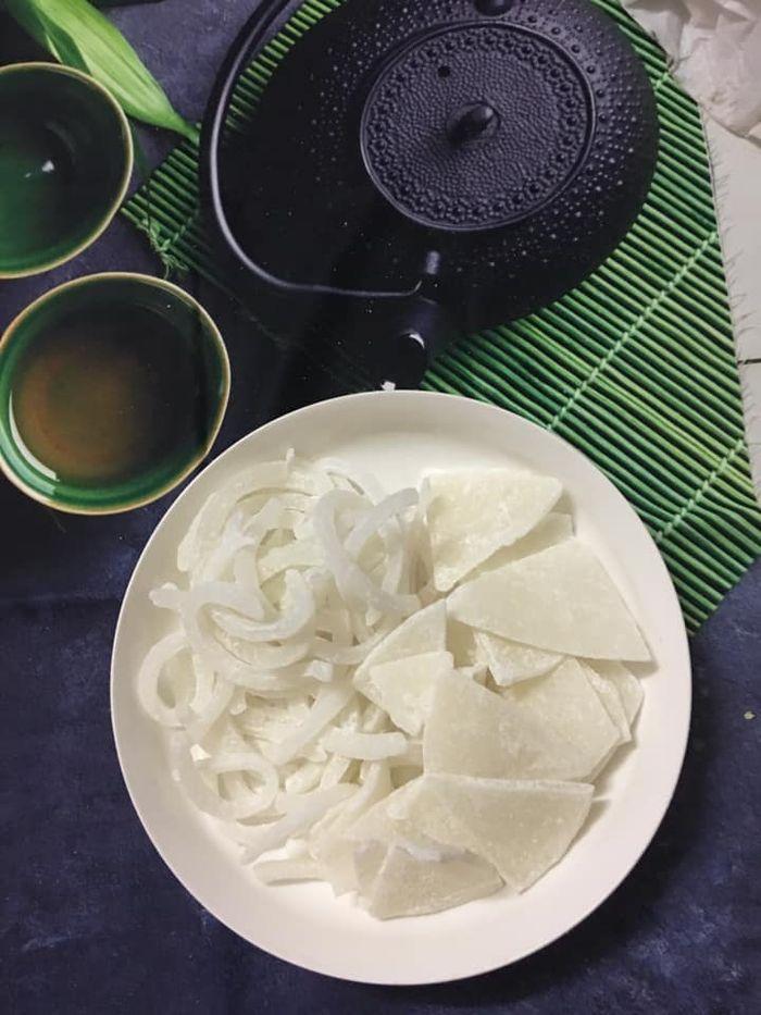 Mứt dừa sữa đặc