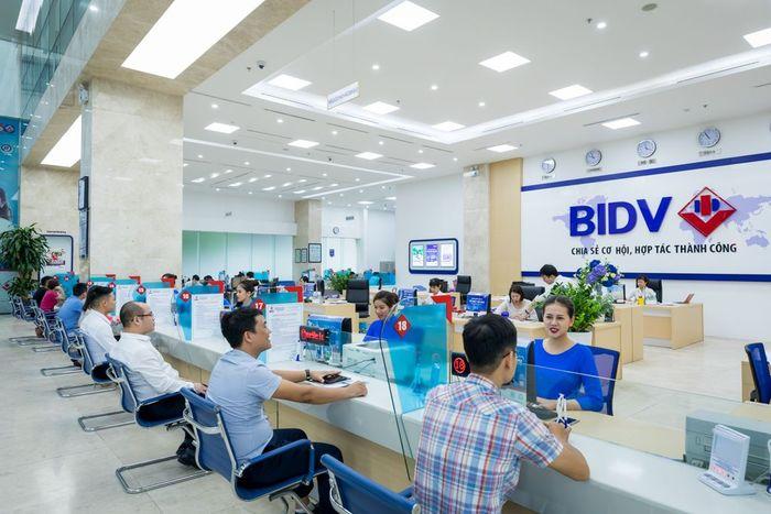 Lịch nghỉ tết ngân hàng BIDV