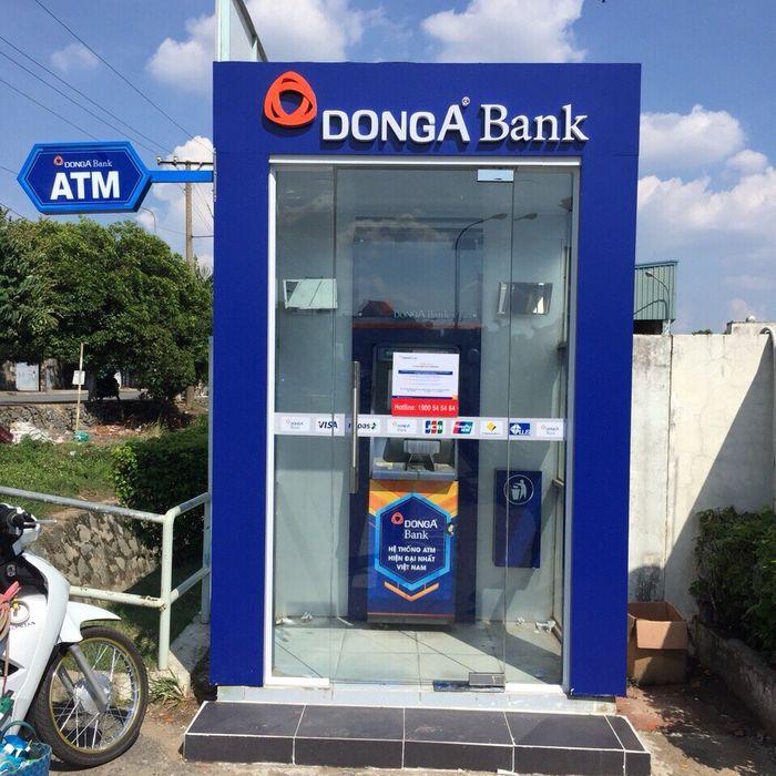 Trụ ATM Đông Á