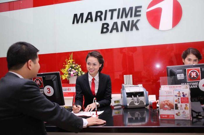 Ngân hàng Maritime Bank nghỉ tết