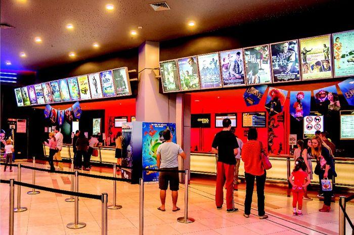 Rạp phim ở Sài Gòn