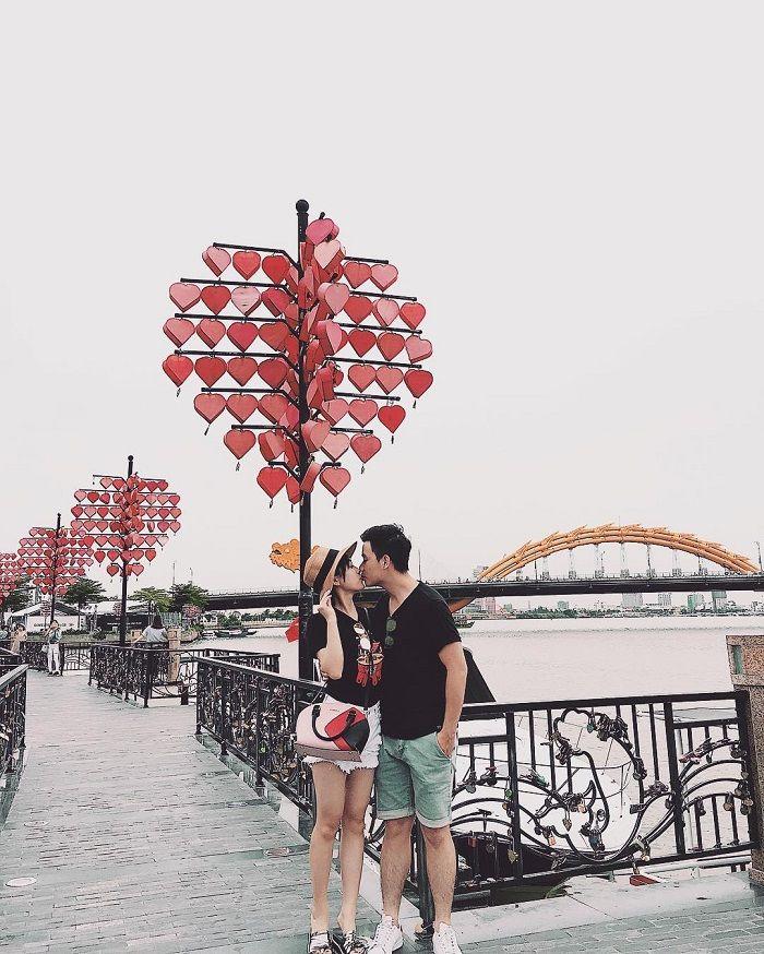 Valentine đi đâu ở Đà Nẵng