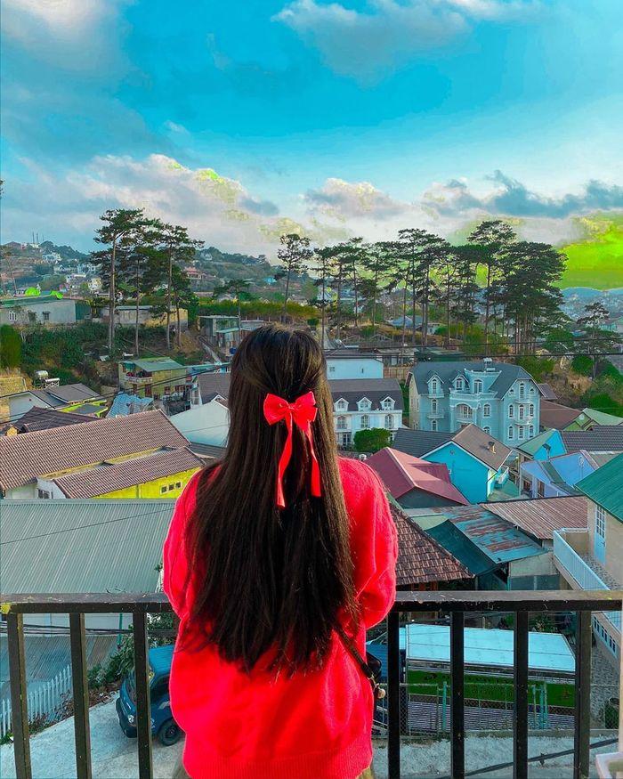 Vẻ đẹp trung tâm thành phố Đà Lạt