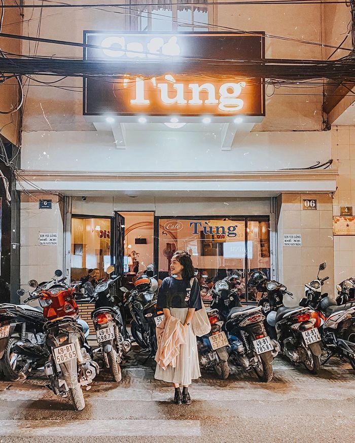 Cafe Tùng nổi tiếng ở Đà Lạt