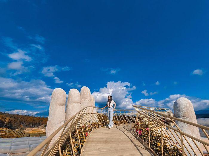 Xuất hiện 2 cây Cầu Vàng Đà Lạt gây bão mạng, nhanh chân check in cho nóng