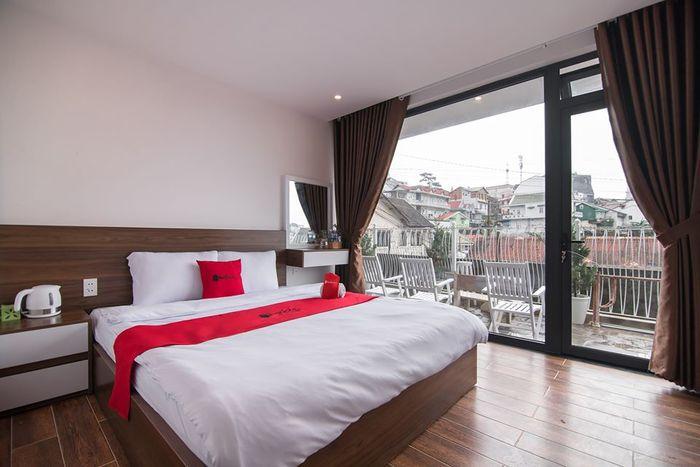 RedDoorz Hotel trên đường 3 tháng 2 Đà Lạt