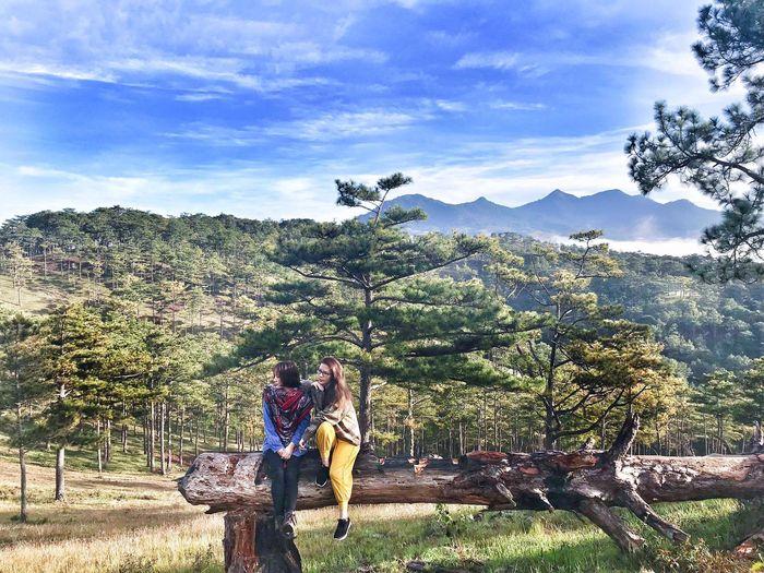 Tìm về với thiên nhiên hoang sơ ở Đà Lạt