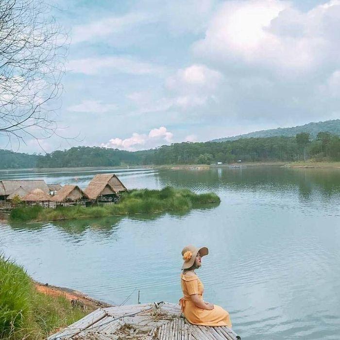 Khu du lịch Happy Hill bên hồ Tuyền Lâm