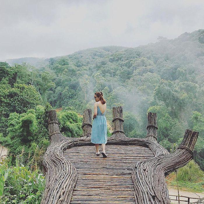 Hoa Sơn Điền Trang nơi núi rừng hoang sơ