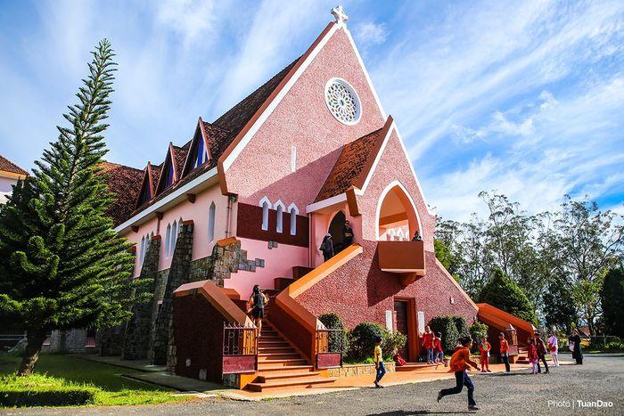 Nhà thờ Domain The Maria