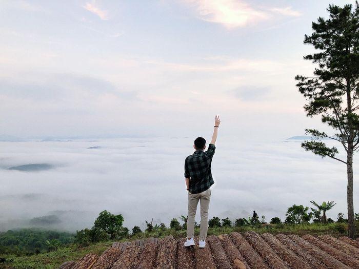 Tuyệt vời săn mây ở Đà Lạt
