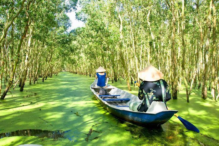 Vùng đất Châu Đốc - An Giang với nhiều điểm tham quan hấp dẫn