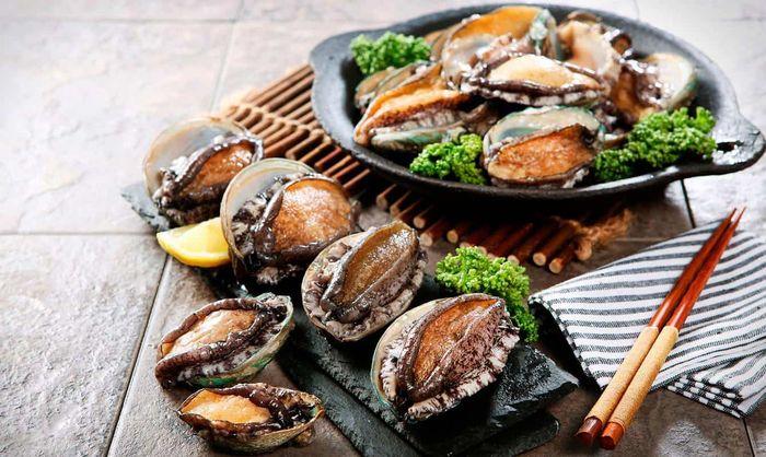 Món hải sản quý hiếm và bổ dưỡng