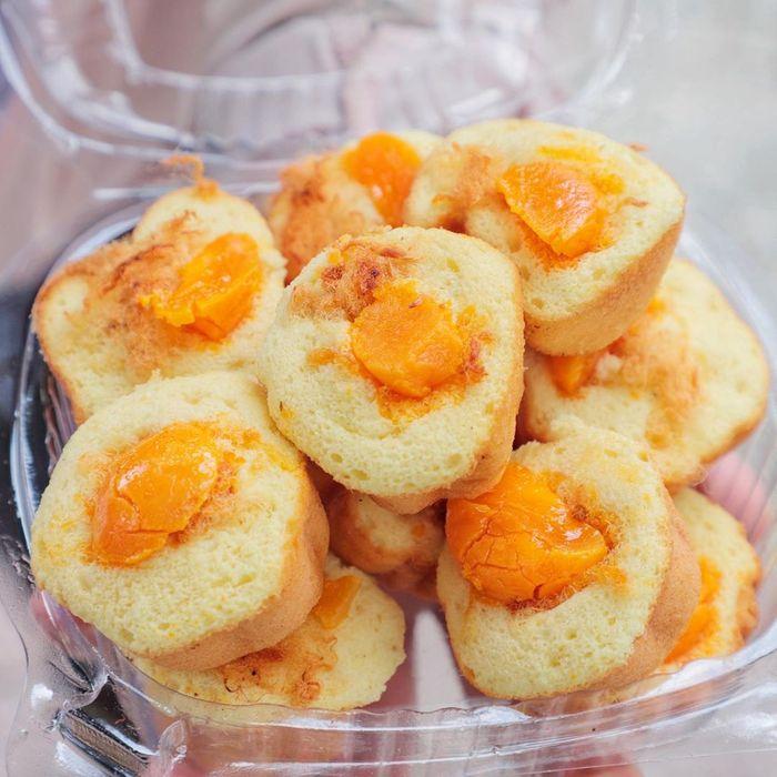 Bánh Anh Tuấn nổi tiếng từ lâu ở Vũng Tàu