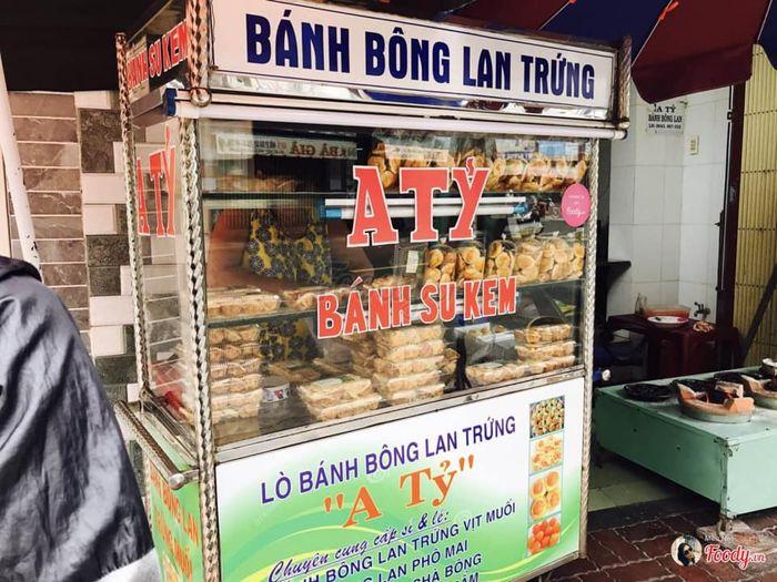 Bánh bông lan trứng muỗi Vũng Tàu - A Tỷ