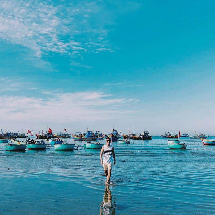 Nơi du khách cảm nhận rõ hơn nhịp sống miền biển