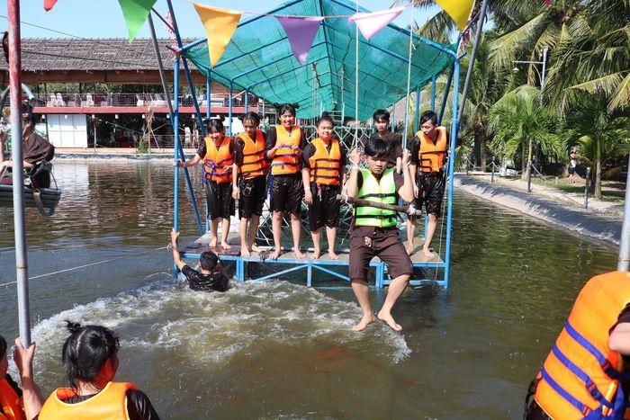 Địa điểm du lịch Bến Tre - Khu du lịch Phú An Khang