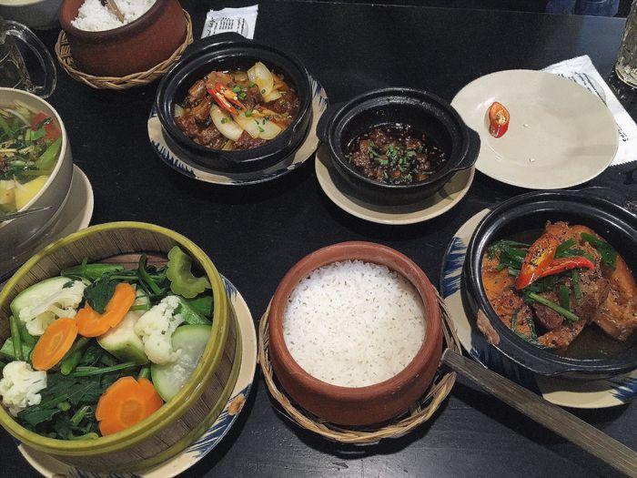 Ăn đêm Đà Lạt với cơm niêu truyền thống