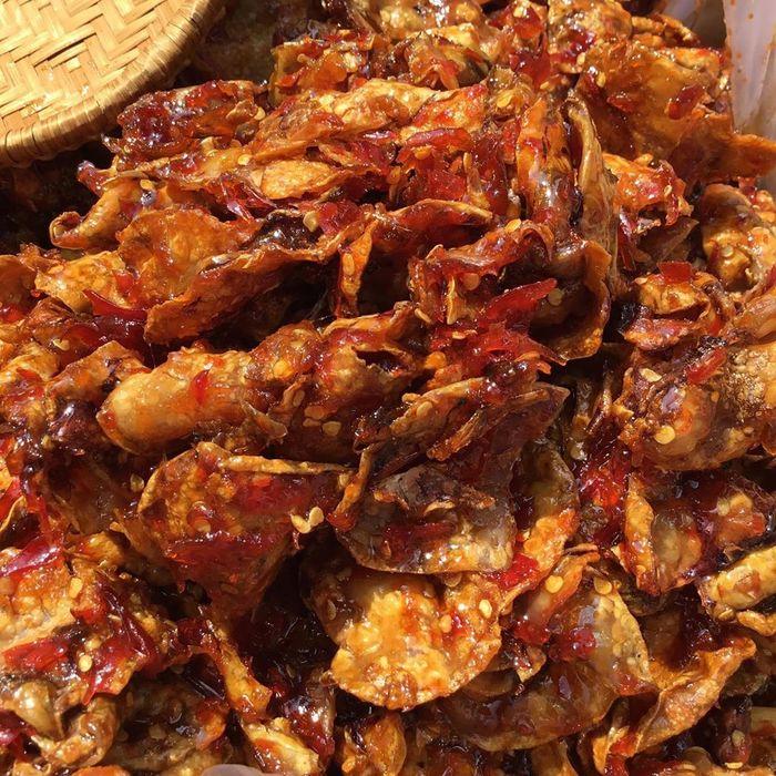 Mực rim me Nha Trang đặc sản nổi tiếng
