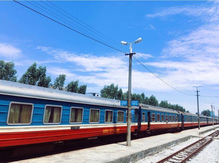 Kinh nghiệm du lịch Ninh Thuận mới lạ bằng tàu lửa