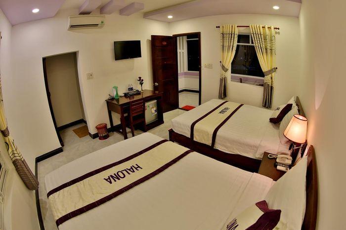 Phòng 4 người ở Khách Sạn Halona
