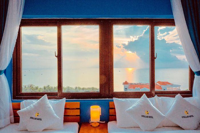 Khách sạn view biển tuyệt đẹp