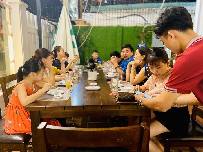 Nhà hàng Đại Việt thu hút nhiều thực khách đến ăn uống