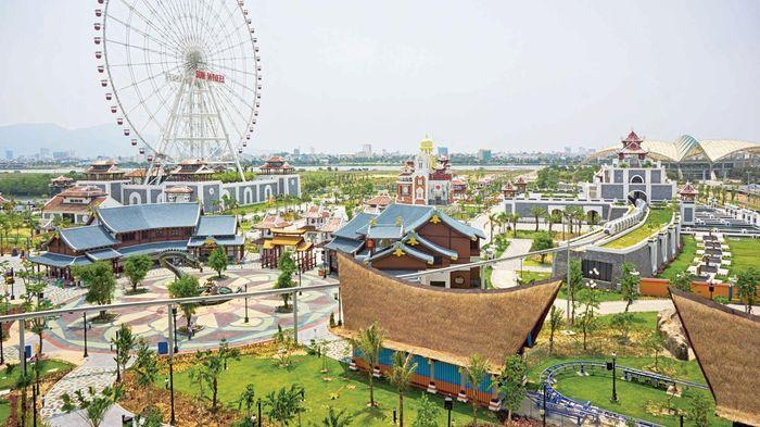10 kỳ quan kiến trúc Đông Nam Á tại Asia Park