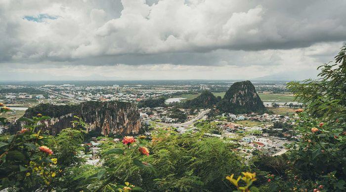 Du lịch Đà Nẵng tháng 8 đến Ngũ Hành Sơn