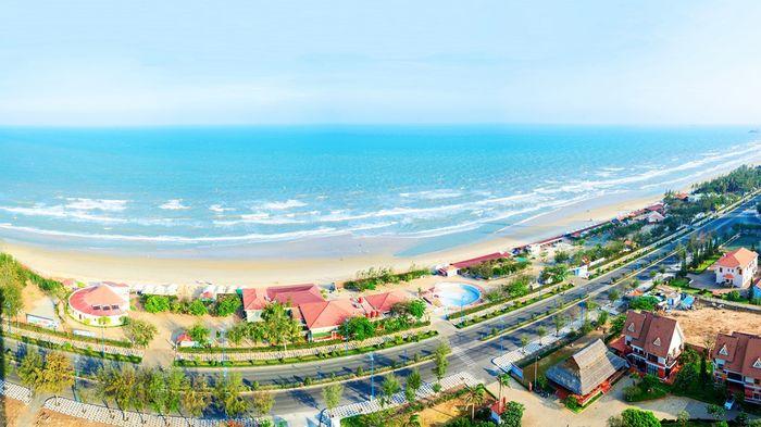 Thành phố biển năng động Vũng Tàu