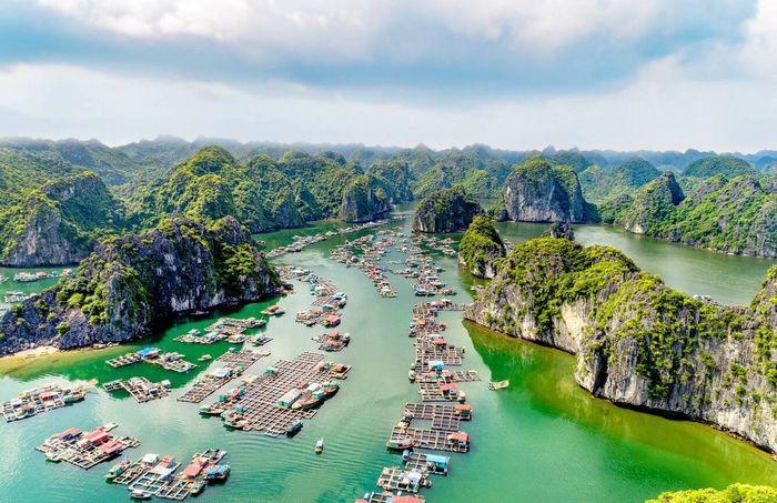 Du lịch đảo Cát Bà - Hải Phòng
