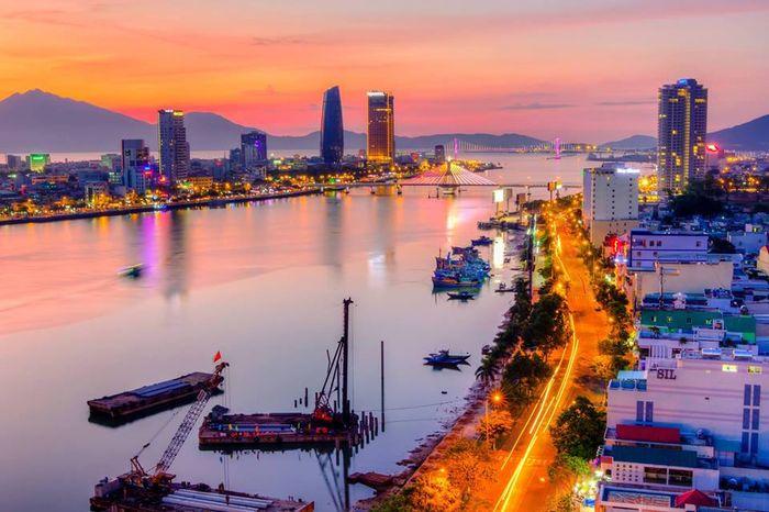 Toàn cảnh thành phố Đà Nẵng