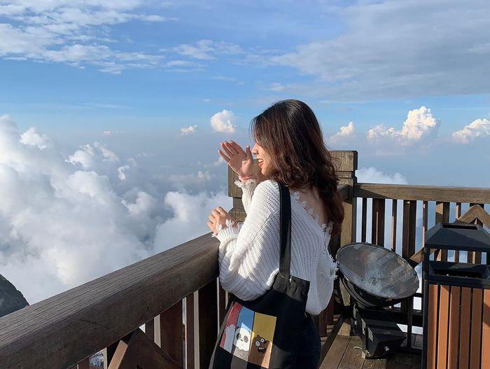 Săn mây luôn là điều hấp dẫn với du khách