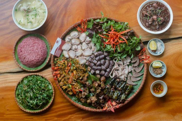 Đặc sản thịt lợn Mường Mai Châu