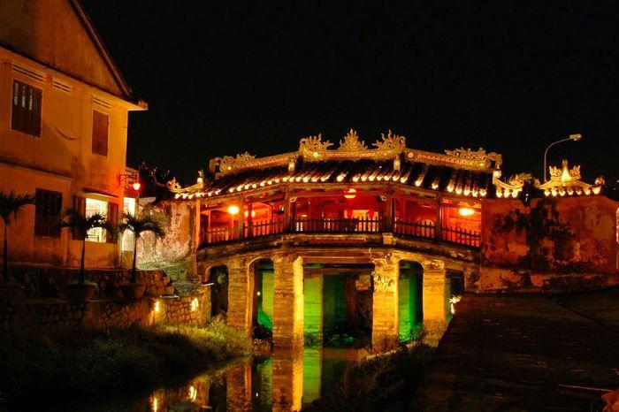 Chùa Cầu, một địa danh nổi tiếng ở Hội An