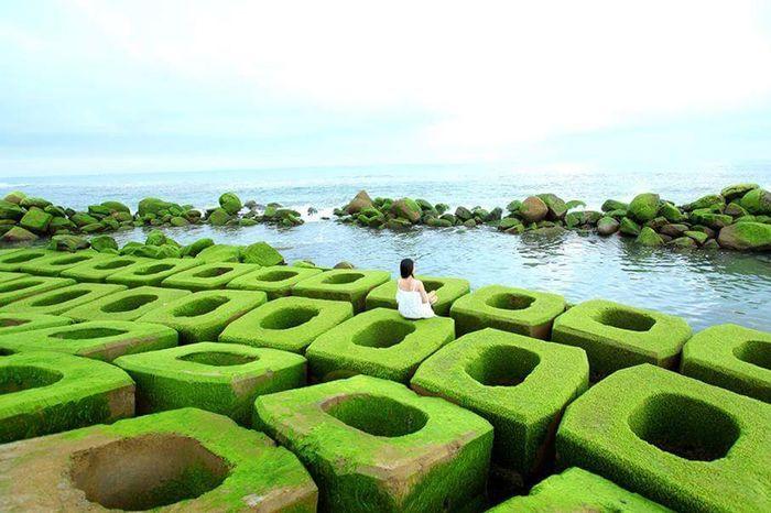 Kè chắn sóng xóm Rớ, Tuy Hòa, Phú Yên