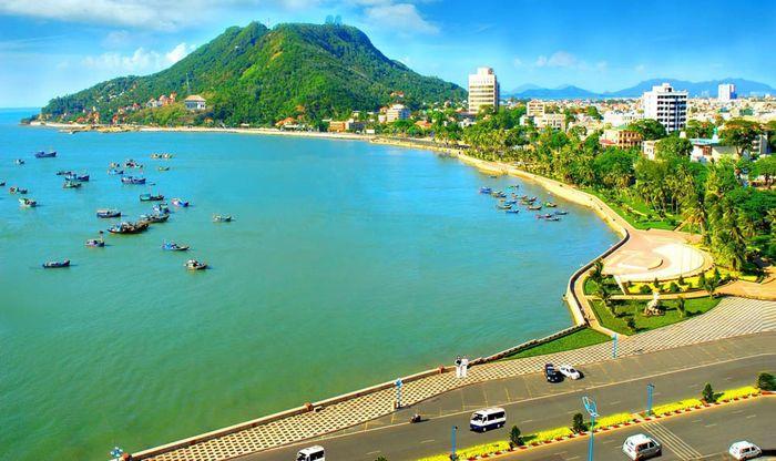 Toàn cảnh thành phố biển Vũng Tàu