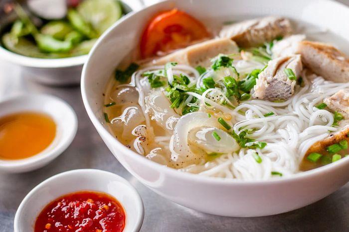 Bún sứa tươi ngon ở Nha Trang