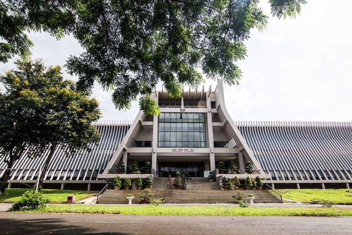 Bảo tàng các dân tộc Tây Nguyên