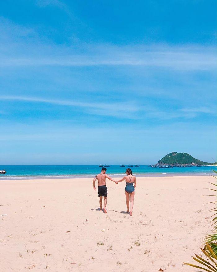 Biển Đại Lãnh là lựa chọn hàng đầu cho mùa du lịch