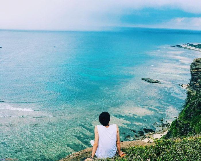 Đảo Lý Sơn mang vẻ đẹp hoang sơ của thiên nhiên