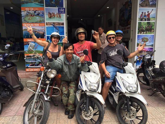 Viet Coral, địa chỉ thuê xe máy Nha Trang được nhiều du khách tin tưởng