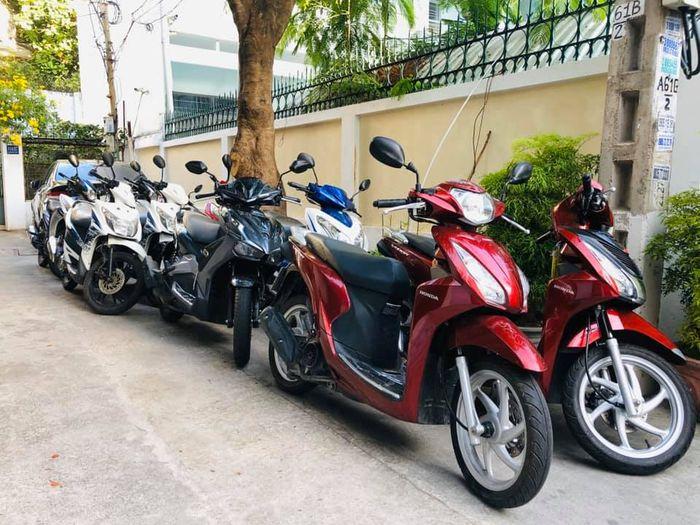 Du Lịch San Hô Việt chuyên cho thuê xe máy ở Nha Trang