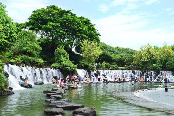 Hồ tắm nhân tạo lớn nhất Đông Nam Bộ