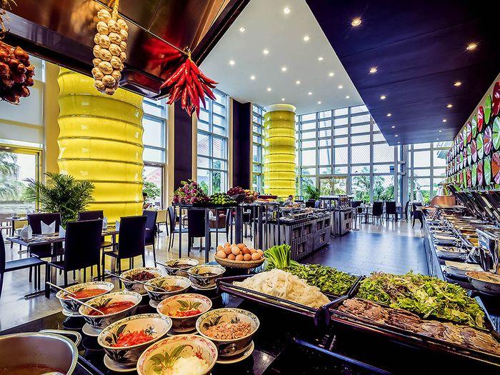 Nhà hàng sang trọng ở Đà Nẵng