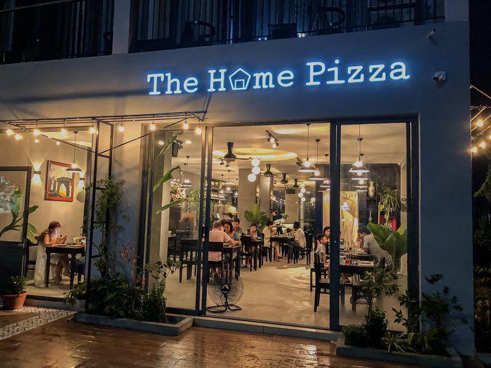 The Home Pizza, địa chỉ ăn ngon Phú Quốc nên ghé