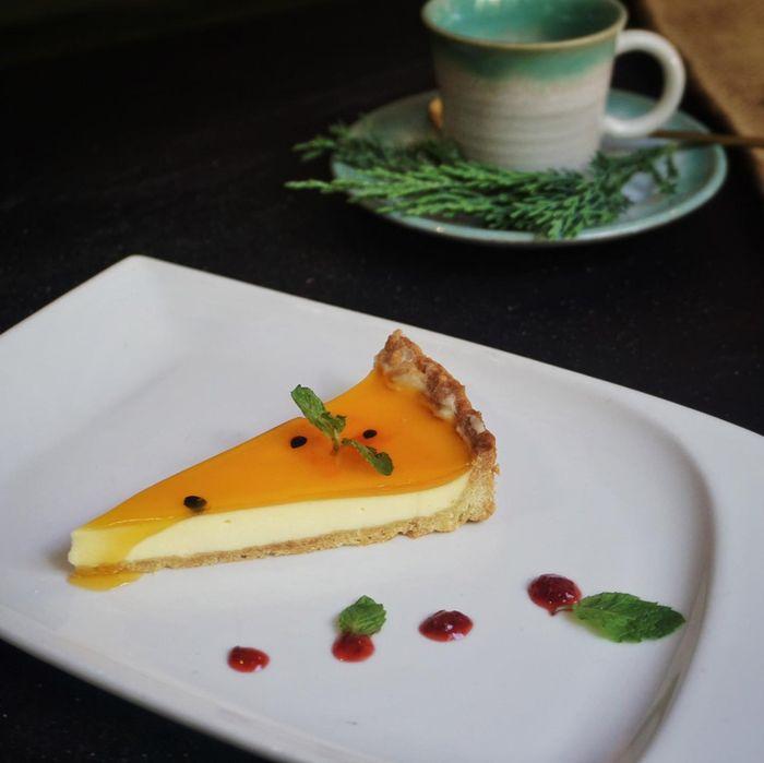 Món tráng miệng Passion Fruit Tart